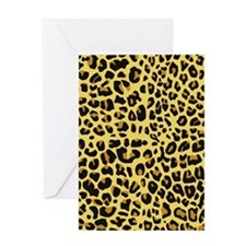Animal Pattern Greeting Card