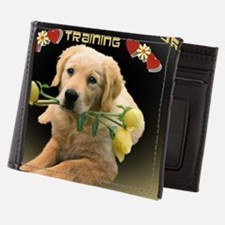 Lab Who Said I Need More Training dog  Mens Wallet