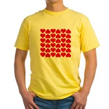 Red Heart of Love T