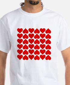 Red Heart of Love Shirt