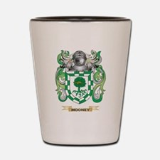 Mooney Coat of Arms - Family Crest Shot Glass