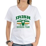 St patricks day Womens V-Neck T-shirts