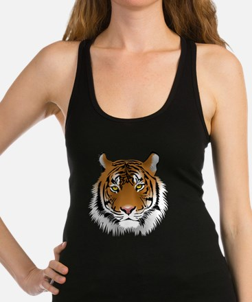 Wonderful Tiger Racerback Tank Top