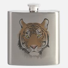 Wonderful Tiger Flask