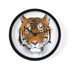 Wonderful Tiger Wall Clock