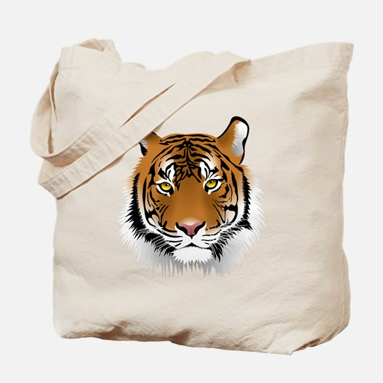 Wonderful Tiger Tote Bag