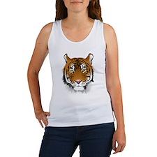 Wonderful Tiger Women's Tank Top