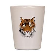 Wonderful Tiger Shot Glass