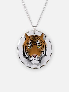 Wonderful Tiger Necklace