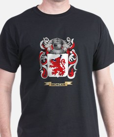 Morgan Coat of Arms - Family Crest T-Shirt