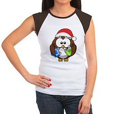 Owl Women's Cap Sleeve T-Shirt