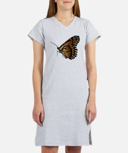 Butterfly Women's Nightshirt