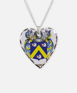 Moroney Coat of Arms - Family Necklace
