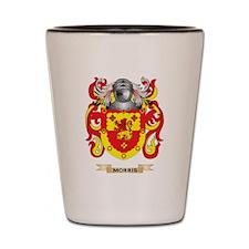 Morris-(England) Coat of Arms - Family  Shot Glass