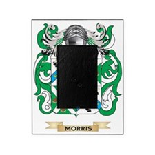 Morris-3 Coat of Arms - Family Crest Picture Frame