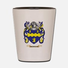 Morrow Coat of Arms - Family Crest Shot Glass