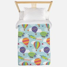 Up, Up And Away-Twin Duvet