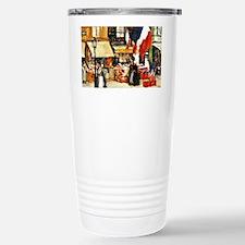 Bastille Day, Paris - p Stainless Steel Travel Mug