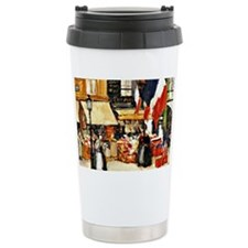 Bastille Day, Paris - p Travel Mug