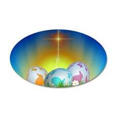 Easter Design Decal Wall Sticker