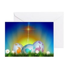 Easter Design Greeting Card