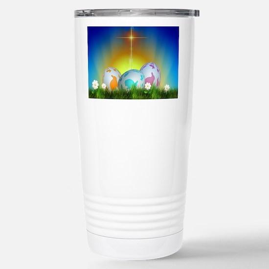Easter Design Stainless Steel Travel Mug