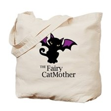 Fairy CatMother Tote Bag