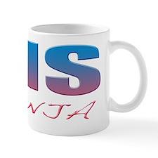 GIS Ninja Small Mug