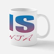 GIS Ninja Small Small Mug