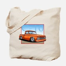 Orange_C10_Stepside Tote Bag