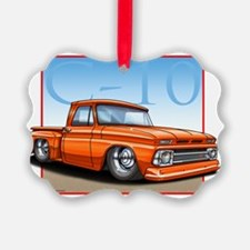 Orange_C10_Stepside Ornament
