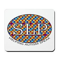 SLP Autism Mousepad