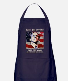 Wellstone - Only the Good Apron (dark)