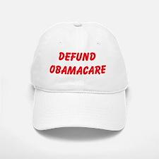 Defund Obamacare Baseball Baseball Cap
