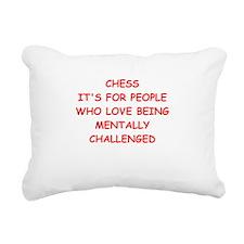 CHESS Rectangular Canvas Pillow