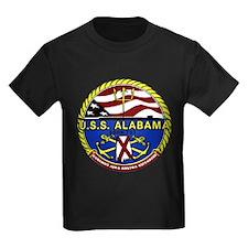 USS Alabama SSBN 731 T