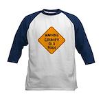 THe Grumpy Kids Baseball Jersey