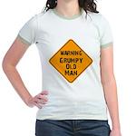 THe Grumpy Jr. Ringer T-Shirt