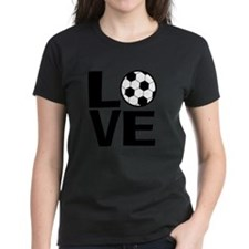 Love Soccer Tee
