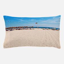 Montegordo beach Pillow Case