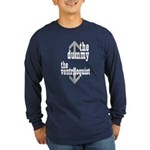 Dummy/Ventriloquist Mature Humor Long Sleeve Shirt