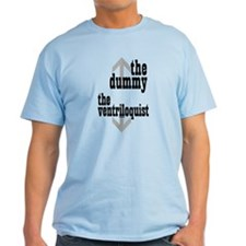 Dummy/Ventriloquist Mature Humor T-Shirt