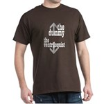 Dummy/Ventriloquist Mature Humor Dark T-Shirt