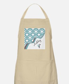 Custom Name Pattern Apron