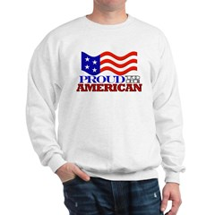 Proud American Patriotic Sweatshirt