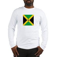 Team Jamaica Bobsled Long Sleeve T-Shirt