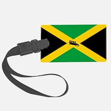 Team Jamaica Bobsled Luggage Tag