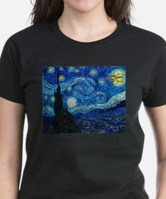 van-gogh-starry-trekkie-night T-Shirt