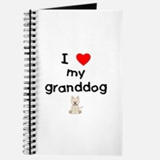 I love my granddog (westie) Journal
