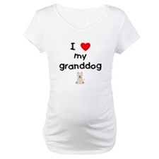 I love my granddog (westie) Shirt